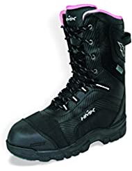 HMK Voyager Womens Boots (Black, Size 5)