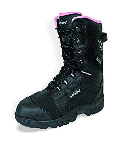 Women's 5 HMK Black Size Voyager Boots Hxw4R8q