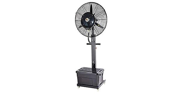 Pulverizador de Ventilador oscilante de Niebla con 3 velocidades ...