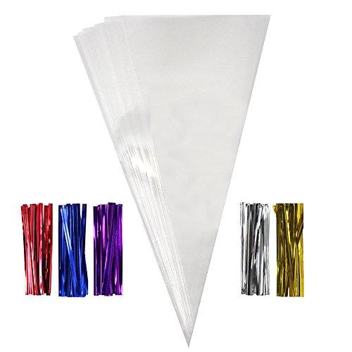 Flowers Plastic Bags - 5