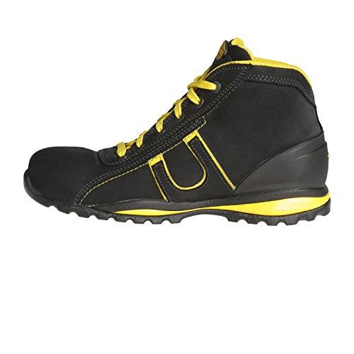 Diadora chaussures de sécurité haute Hi Glove S3 Noir / Jaune