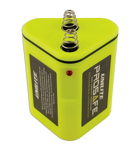 Connect - 30618 Hi-Vis Plug-in Rechargeable Lantern Battery PS-RB1 Qty 1 by Connect