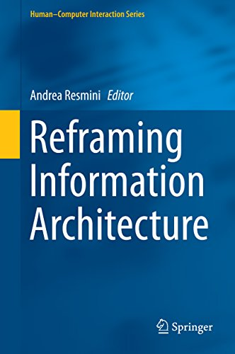 Download Reframing Information Architecture (Human-Computer Interaction Series) Pdf