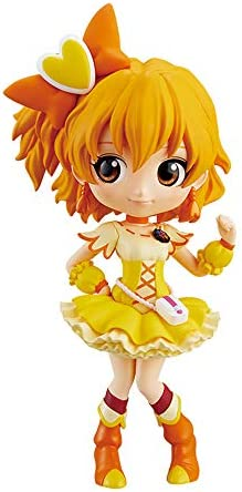 Fresh Precure Pretty Cure Cure Pine Realistic figure with pink pedestal no.28