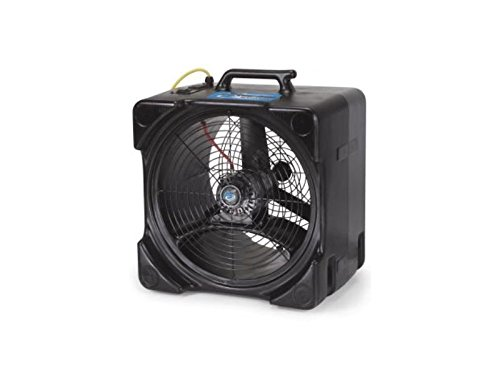 Powr-Flite PDF5 F5 Axial Fan/Air Mover Tacony Corporation