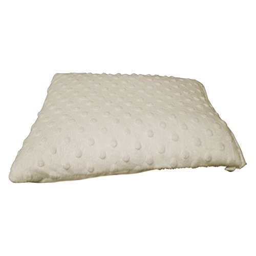 bkb Heavenly Soft Toddler Blanket Color, Ivory by bkb