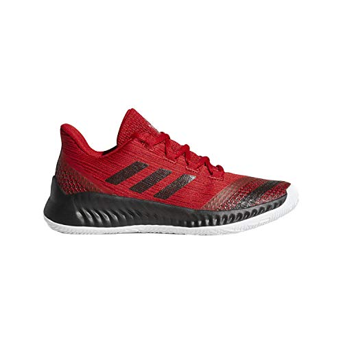 adidas B/E 2 J Gs Red/Black Gs Basketball -