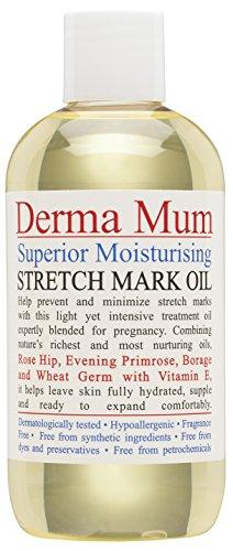 Derma Mum Stretch Mark Oil 250ml