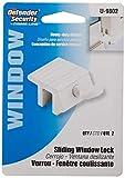 Defender Security U 9802 Sliding Window Lock, 1/4