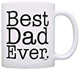 number 1 dad coffee mug - Father's Day Gift Best Dad Ever Birthday Gift New Dad Gift Coffee Mug Tea Cup White