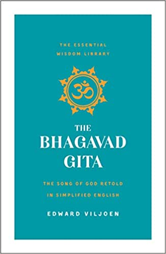 Livres Couvertures de The Bhagavad Gita: The Song of God Retold in Simplified English (the Essential Wisdom Library) (Inglés) Tapa blanda – 11 junio 2019