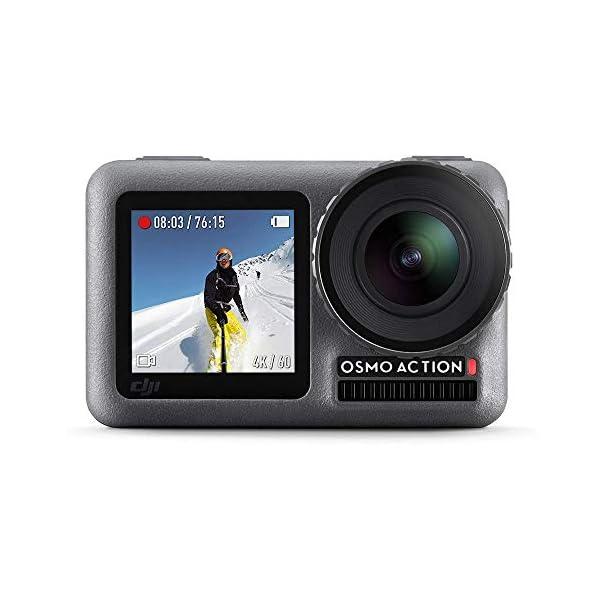 RetinaPix DJI OSMO 12 MP 4K Dual Screen Action Camera with HDR Recording