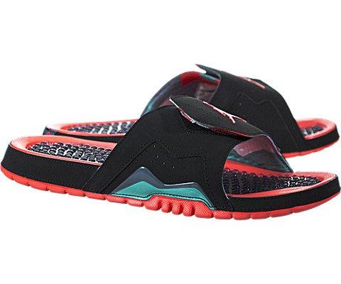 Air Jordan Hydro VII Retro - Black / Infrared 23-Blue Graphite-Retro, 13 D US