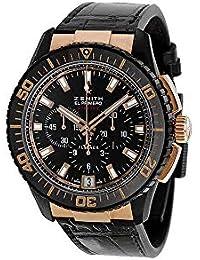 El Primero Stratos Flyback Chronograph Mens Watch 85206040523C714