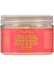SheaMoisture Scrub, Fruit Fusion, 12 oz - 2pc