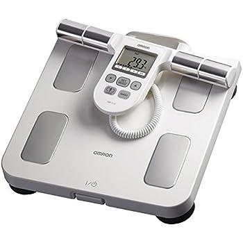 OMRHBF510W - OMRON HBF-510W Full-Body Sensor Body Composition Monitor Scale (White)