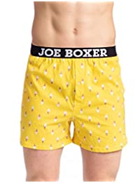 Joe Boxer Mens Ice Cream Dream Loose Boxer Boxer Briefs