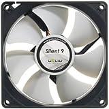 GELID Silent9 92mm ハイドロダイナミックベアリング採用 静音仕様FAN普及モデル GELID Silent9/AM