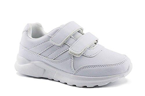 Black And White Uniform Shoes