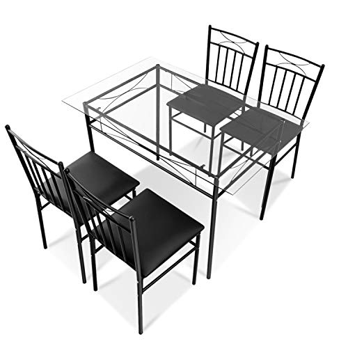 4 Person Dining Set - 4