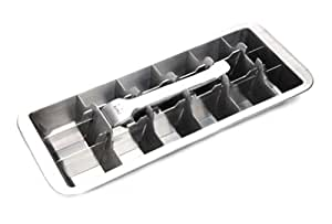 Onyx 18/8 Stainless Steel # ICE001 18 Slot Ice Cube Tray