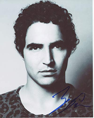- Zac Posen - Fashion Designer AUTOGRAPH Signed 8x10 Photo B ACOA