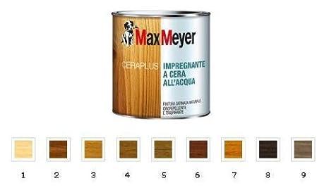 Colori Per Esterni Max Meyer : Max meyer ceraplus impregnante a cera all acqua colore