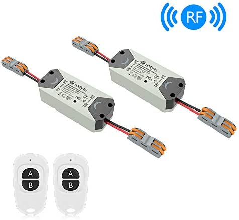 Wireless 1 Channel Control Automation Transmitters