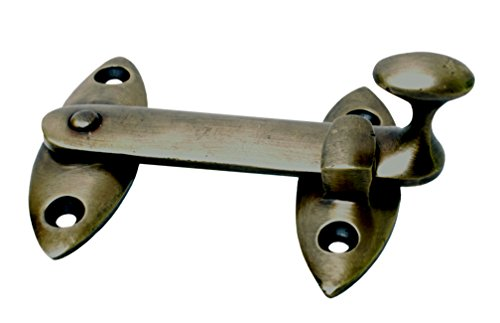 NDC European Vintage Style Gate or Door Swing Latch