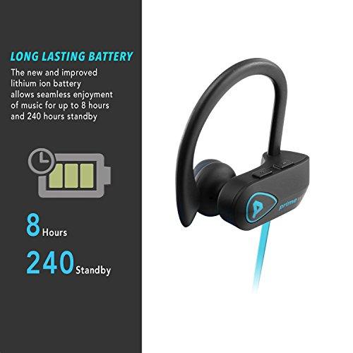 1HD Bluetooth Headset Sports in-Ear Headphones Wireless Headphones Stereo Headphones Sports Headphones with Microphone Mini in-Ear Headphones Wireless Headphones Womens Wireless Headphones Men