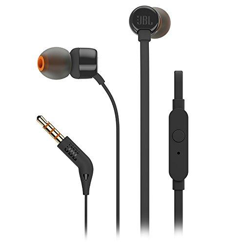 JBL T110 Wired Universal In-Ear Headphone