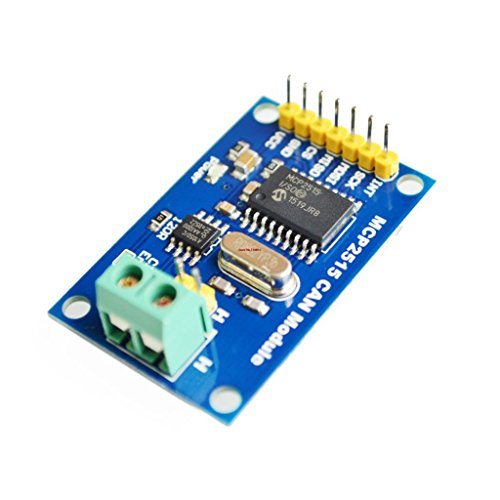 CHENBO TM Smart Electronics MCP2515 CAN Bus Module TJA1050 Receiver SPI For Arduino 51 MCU ARM Controller Development Board