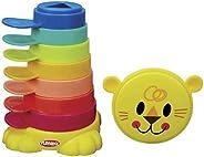 Brinquedo Pré Escolar Playskool Leãozinho De Encaixar - Hasbro