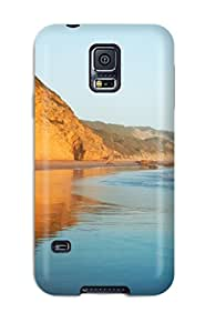New Style Excellent Design Coastline Phone Case For Galaxy S5 Premium Tpu Case