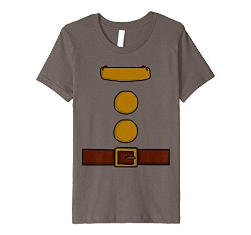 Kids Dwarf Halloween Group Costume Idea T-Shirt with
