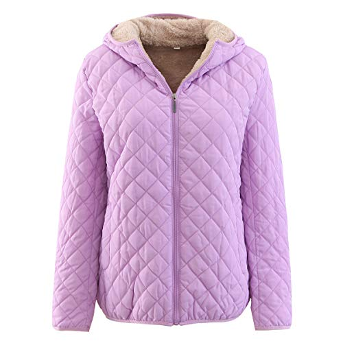 mewow Women's Winter Warm Fleece Lined Coat,Light Weight for sale  Delivered anywhere in USA