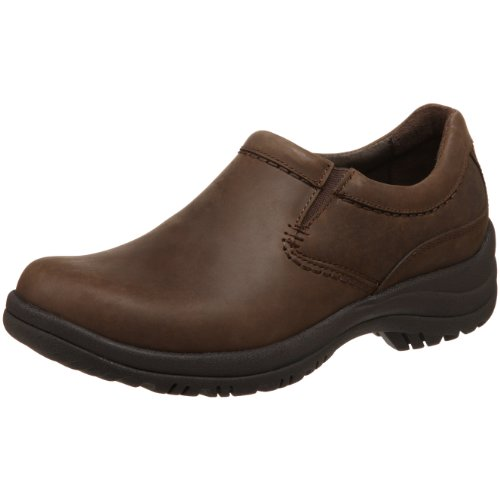 Dansko Mens Wynn Slip-on Clog Marrone