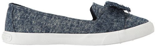 Wash Dog Rocket Clarita Sneaker Cotton Women's Blue Stone xn1T1H7