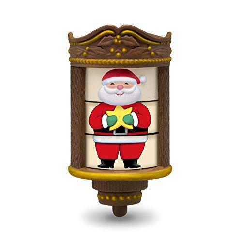 Hallmark Keepsake Mini Christmas Ornament 2018 Year Dated, Stylin