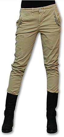 Pantalon Beige31Vêtements Chino Guess Slim Berta dBtrCxsQh