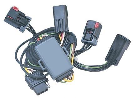amazon com hopkins 42135 litemate vehicle to trailer wiring kit rh amazon com Dodge Ram 1500 Trailer Wiring Harness Dodge Ram Trailer Wiring Diagram