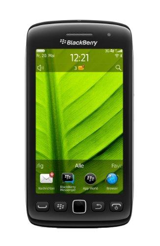 (BlackBerry 9860 Torch Black )