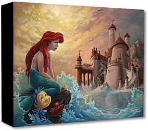 Disney inspired Brave poster print wall art gift decor merchandise picture