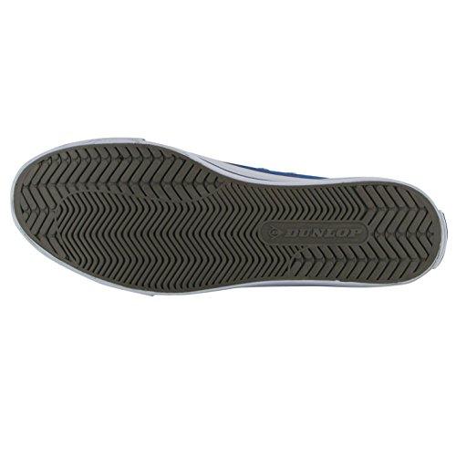 Dunlop - Zapatillas de casa Hombre Bleu - Königsblau