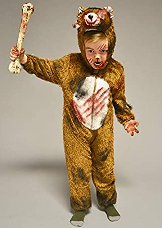 Struts Disfraz de Oso de Peluche Sangriento Zombie de Halloween ...