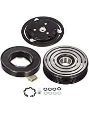 AUTEX AC Compressor Clutch Coil Assembly Kit 47867 Replacement for Ford F-150 1989-2003,Ford Bronco 1989-1996 Compatible with MAZDA B3000 1994-2007,Mercury Cougar 1989-1997