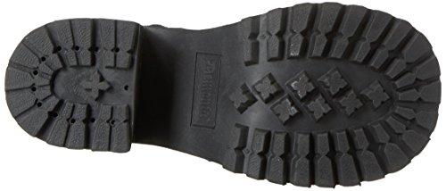 Ranger Ankle Demonia Black Boot Velvet Women's 301 8qqHwZ56A