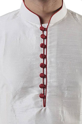 Larwa Men's Festive, Wedding Kurta=Pyjami Set by Larwa (Image #1)