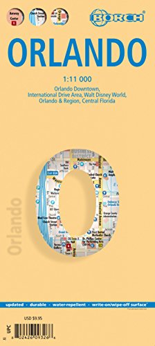 Orlando, FL - Laminated Borch US City - Malls Fl Orlando