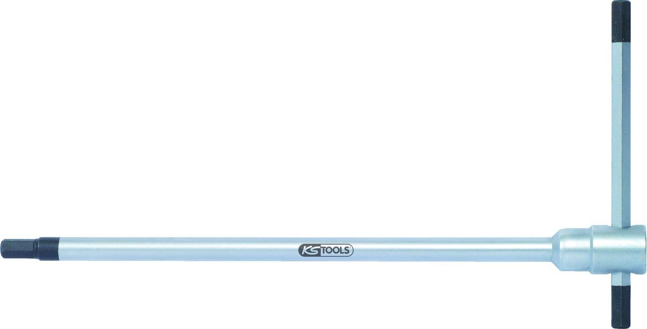 KS Tools 158.5108-3 Way mango en T llave hexagonal de 8 mm 4042146375686
